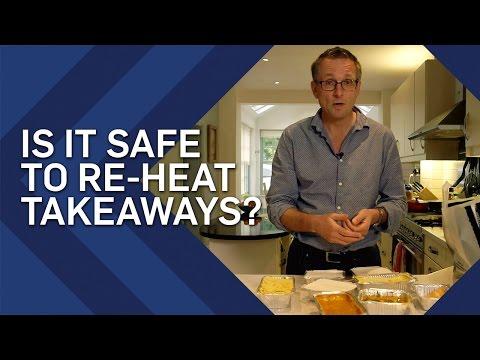 Is It Safe To Re-Heat Takeaways? - Brit Lab