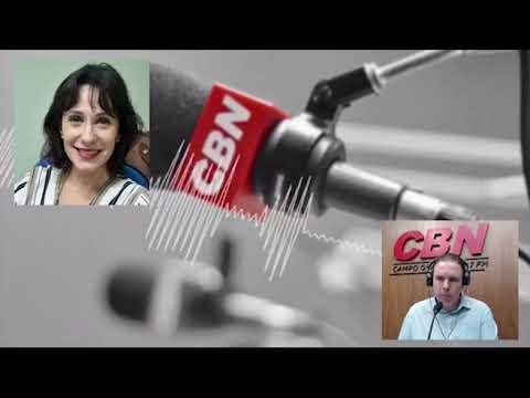Entrevista CBN Campo Grande (07/07/2020): com a dir. téc do Hospital Regional - MS, Patricia Rubini