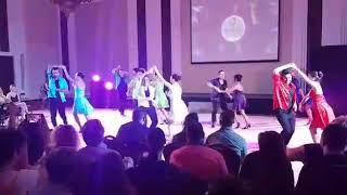 Tempo Dance Center Dubai Performance - International Salsa Dance Festival RAK