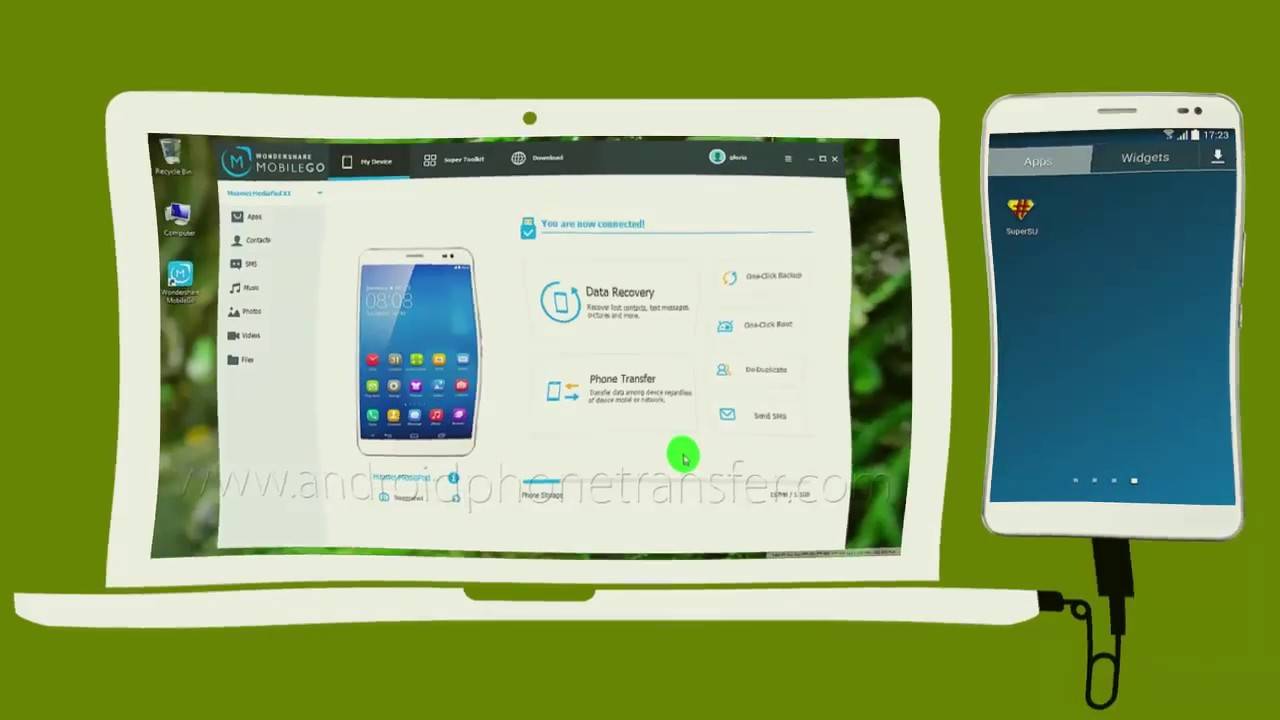 How to Root your New Huawei MediaPad X1 Android Smartphone ...