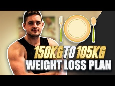Cutting diet w/ Finch 150kg- 105kg! Ultimate Transformation!