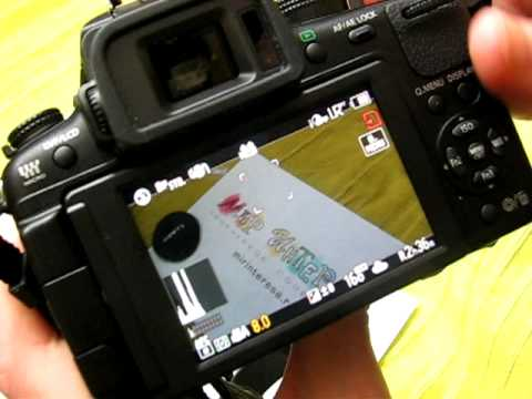 Видеосъемка на Lumix GH2. Часть 5: режим видеокамеры