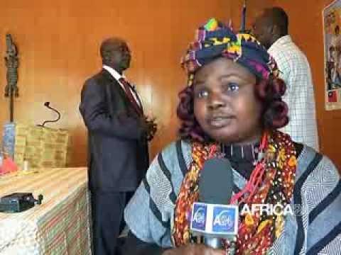 Conférence de presse, Ambassade du Burkina Faso à Paris