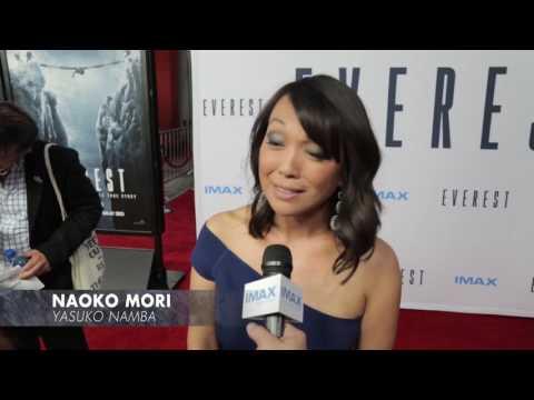 Everest IMAX Red Carpet Featurette