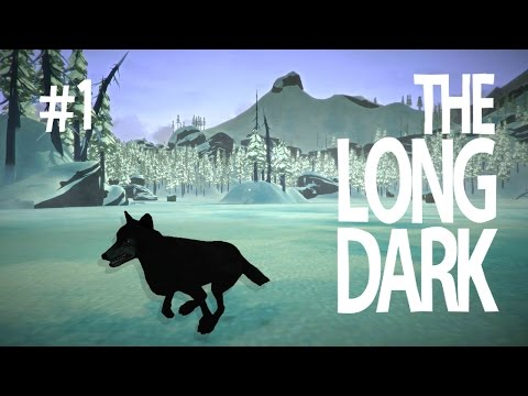 SCARED WOLF! - THE LONG DARK (EP.1)