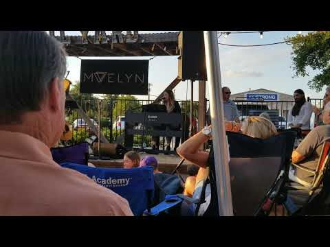 Maelyn Jarmon Sings Live In Frisco
