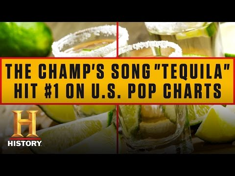 """This Week In History: The Champ's Song """"Tequila"""" Hits #1 
