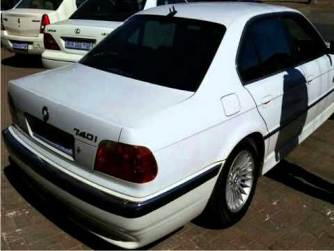 2001 BMW 7 SERIES 740i Auto For Sale On Trader South Africa