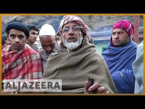???????? ???????? Kashmiris living near disputed border fear for safety l Al Jazeera English
