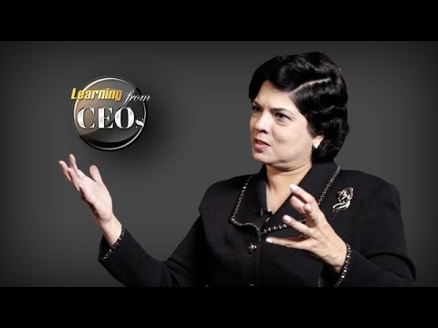 Advice for young women by Sheila Hooda, CEO & President at Alpha Advisory Partners