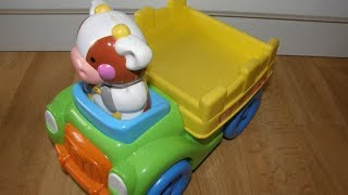 fisher price amazing animals truck
