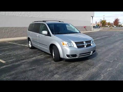 2010 Dodge Grand Caravan Niles, Skokie, Chicago, Evanston, Park Ridge, IL 27064A