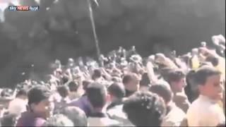 الحوثي يفر من مدرسة في صنعاء