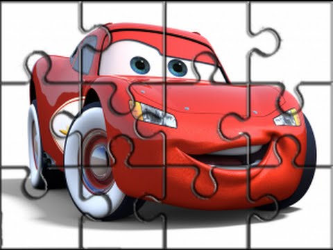 cars 2 jigsaw puzzle lightning mcqueen mater luigi