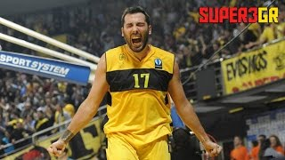 Aris Thessaloniki vs Alba Berlin 27.01.2016 | SUPER3 Official