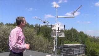 Test anten DVB-T