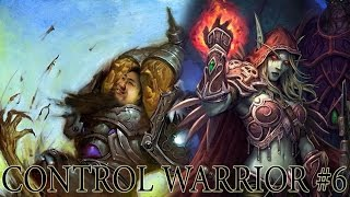 Hearthstone Control Warrior - Just A Little Longer