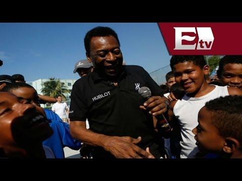 Hijo de Pelé fue sentenciado por lavado de dinero en Brasil / Vianey Esquinca