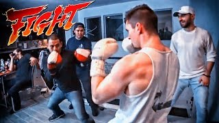 FIGHT CLUB / AMATEUR BOXING FIGHTS @ ACE'S HOUSE PARTY!