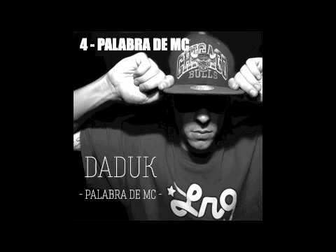 DADUK MC - PALABRA DE MC (Prod. Baghira) [