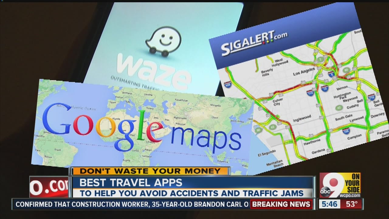 Best Traffic Map App.What Are The Best Traffic Apps Youtube