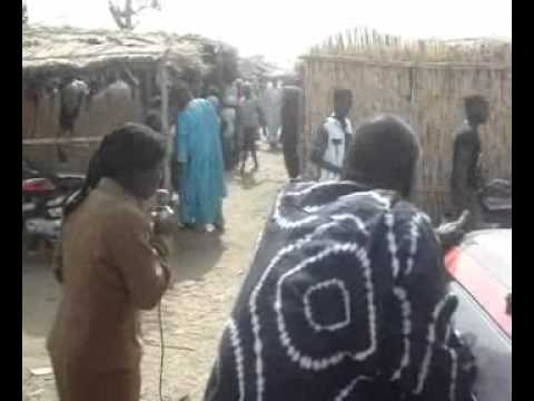 Village Evangelism In Northern Nigeria - Kasuwa Magani, Kaduna Part1.
