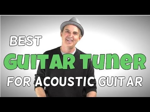 What Is The Best Guitar Tuner For Acoustic Guitar?