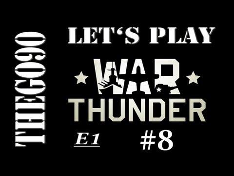 [Let´s Play] WarThunder [#8][E1][Deutschland] Ju 88 A-4 man hat die Bomben dabei