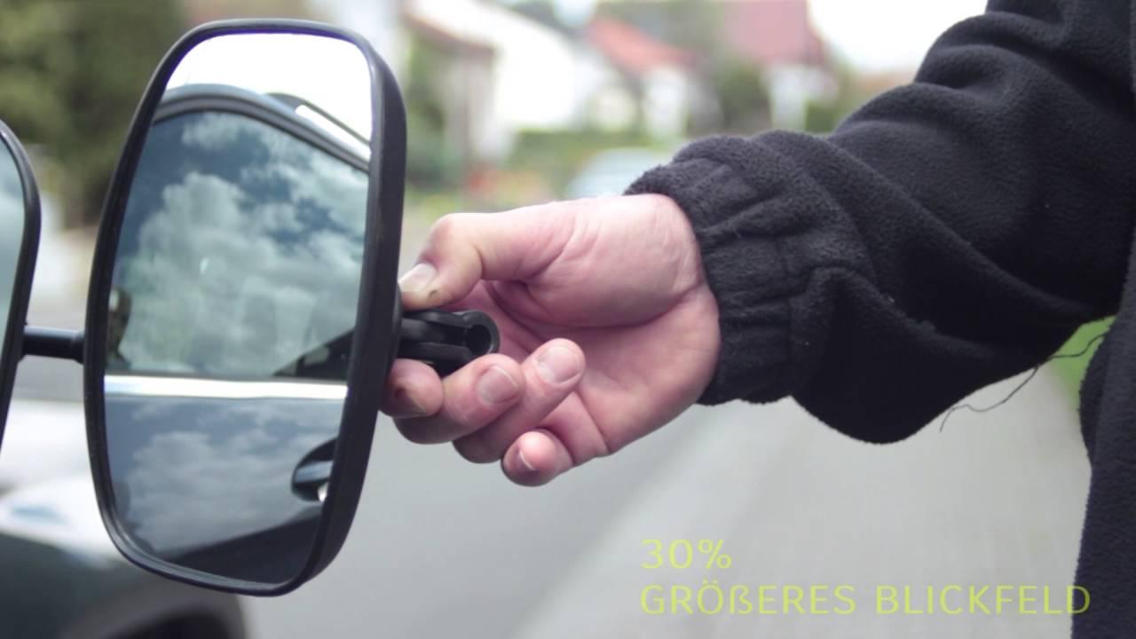 Emuk Spiegels Volkswagen : Emuk spezialspiegel youtube