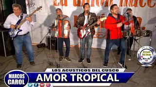AMOR TROPICAL EN VIVO 2019 EN LOS ACUSTICOS DE EL CUSCO