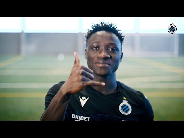 PORTRET | AMADOU SAGNA | 2019-2020