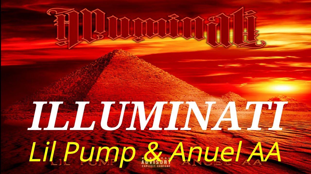 Lil Pump Anuel Aa Illuminati Letra Lyrics Youtube