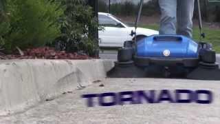 Tornado Manual Sweeper