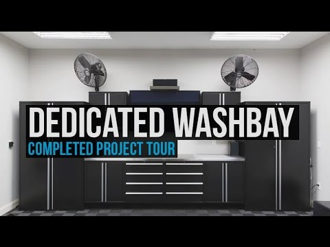 A Tour of My Dedicated Wash Bay