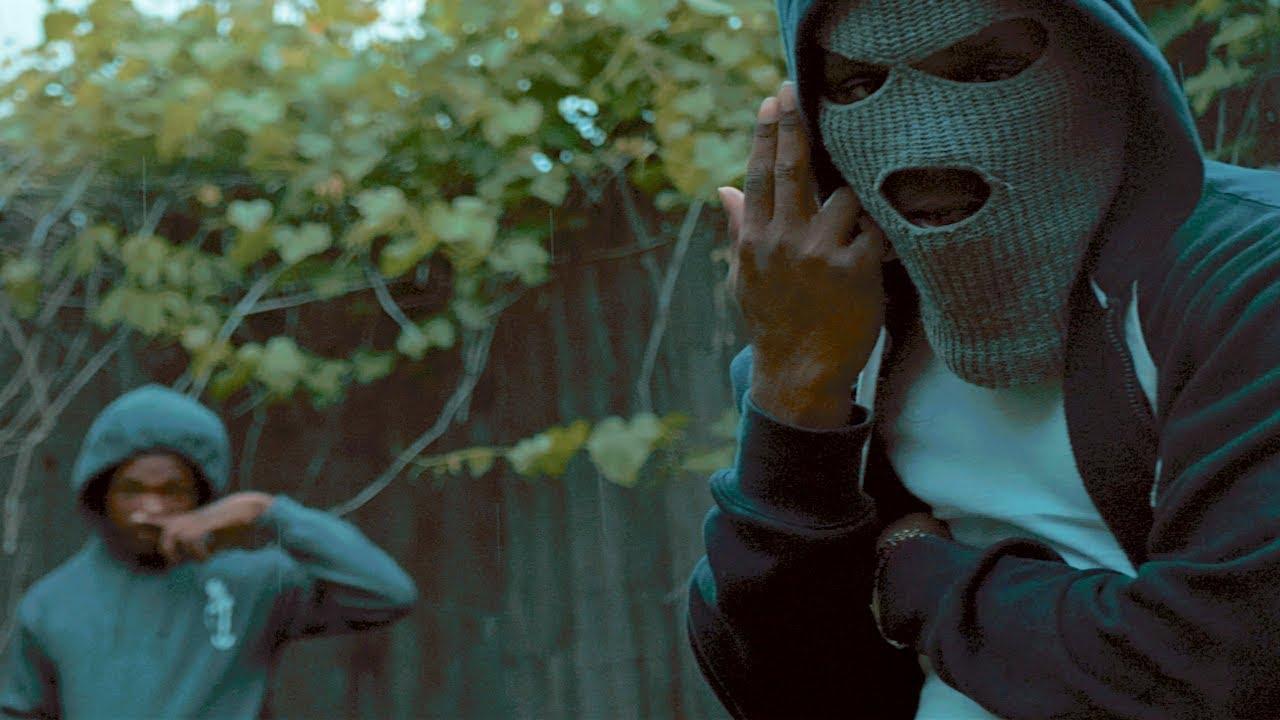 Mellie Bo - No Mercy (Detroit Flow) (Official Video)