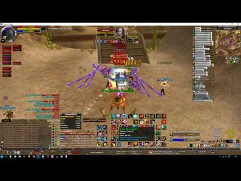 Runes of Magic – Vale of Rites (HM)  3 – 5 boss fights – War / Mage