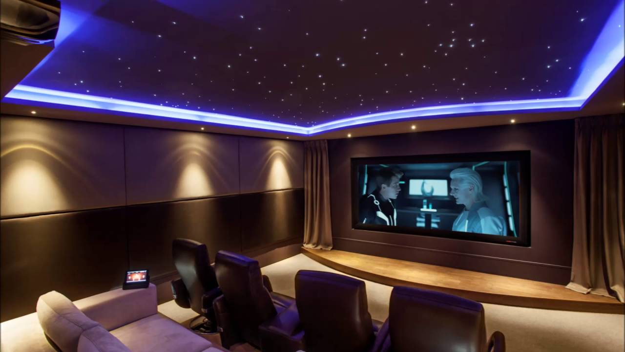 Luxury home theater interior design ideas luxury home - Interior design for home theatre ...