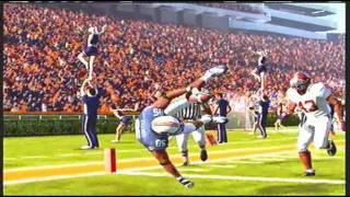 NCAA Football 12 Dynasty: Auburn vs. Alabama (Iron Bowl) with Stadium Sound Effects