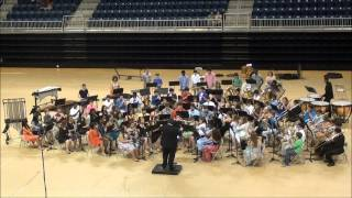 2014 icc band camp blue band