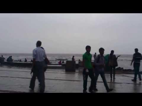 Bandra Bandstand Sunset Point - Mumbai