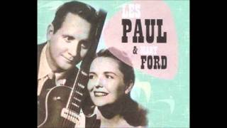 Les Paul & Mary Ford - Take Me In Your Arms And Hold Me