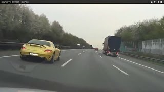 BMW M6 V10 G POWER -- SLS AMG