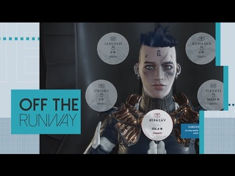 Warframe: Off The Runway - The War Within Tenno Preparation