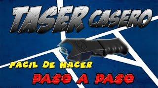 TASER CASERO tutorial
