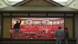 毎年2月初旬から4月初旬まで名古屋にある徳川美術館で開催される雛道具...