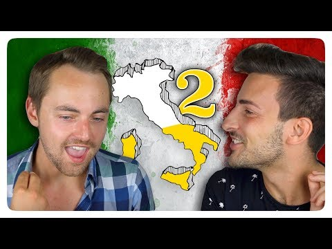 [Ep.2] ITALIAN DIALECTS you've never heard of ⇩ (South & Islands)