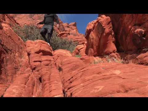 Alesha and Felix climb mountains