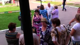 поселок Ильинский митинг 12.08.2013
