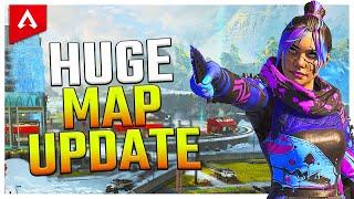Huge Apex Legends Map Update Teased