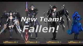 [King's Raid] Building New PvP Team!